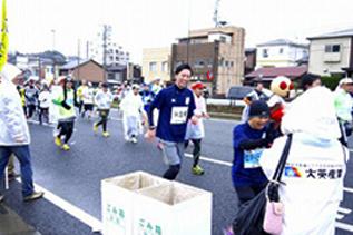 北九州マラソン,チャレンジ応援プロジェクト