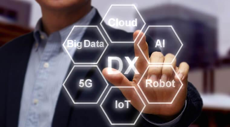 DX(デジタルトランスフォーメーション)の導入