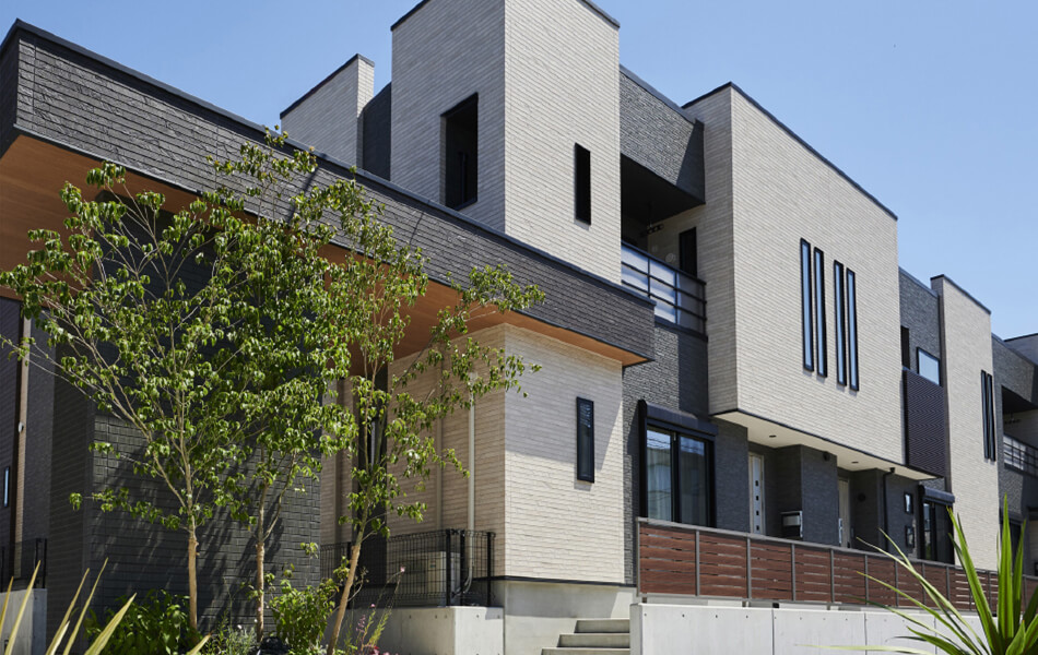 新築分譲タウンハウス