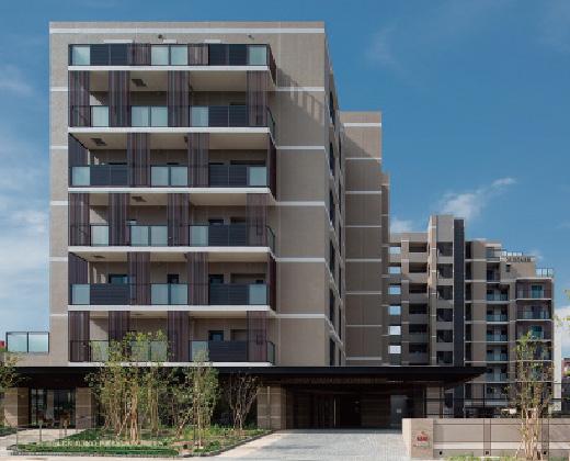 ゼロカーボン・地域コミュニティに取り組んだマンション開発